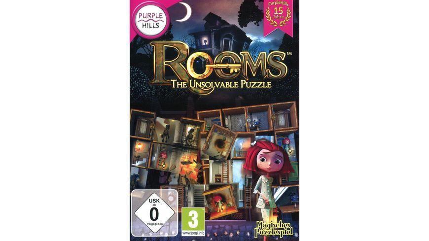 Rooms 2 The unsolvable Puzzle