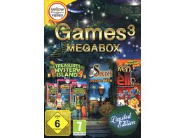 Games3 Megabox Vol 2 YV Limited Edition