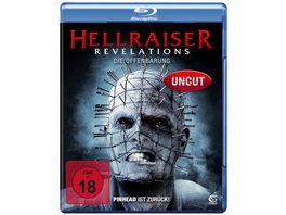 Hellraiser Revelations Die Offenbarung Uncut