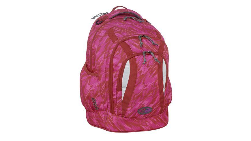 Rucksack Go SPICY rot pink