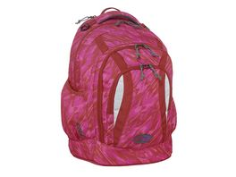 Rucksack Go SPICY rot pink