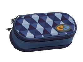 Etui Box CLOUD blau