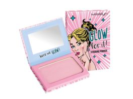 Misslyn glow for it strobing powder