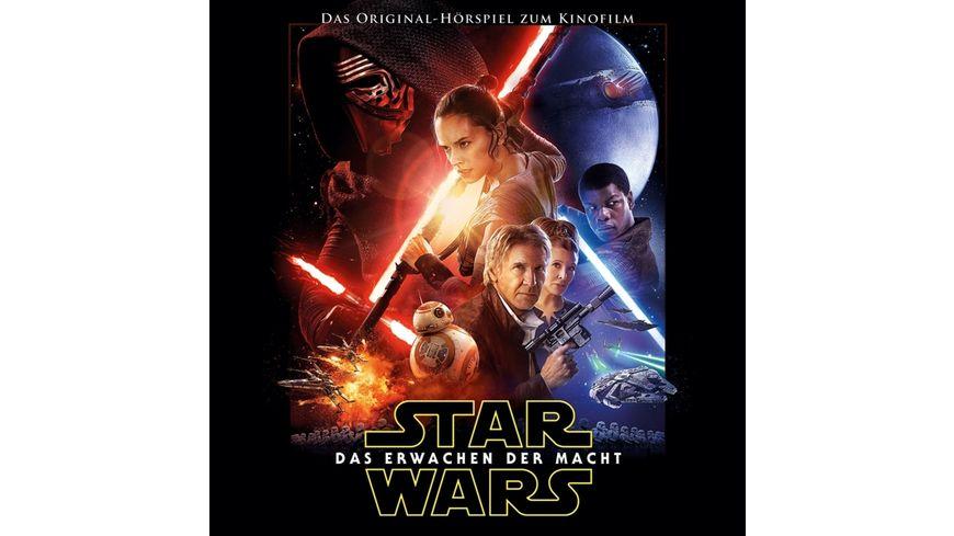 Star Wars Das Erwachen Der Macht Filmhoerspiel