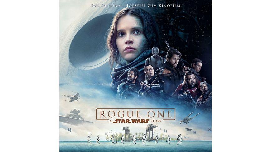 Rogue One A Star Wars Story Filmhoerspiel