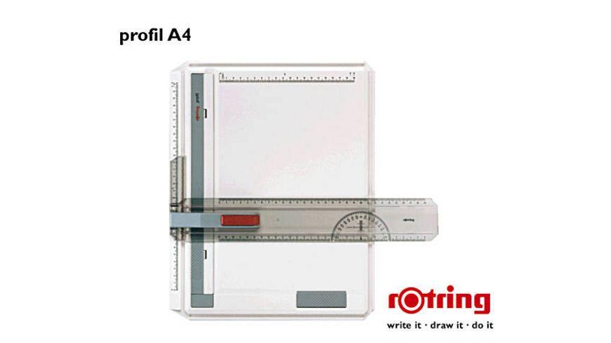 rotring Zeichenplatte Profil A4