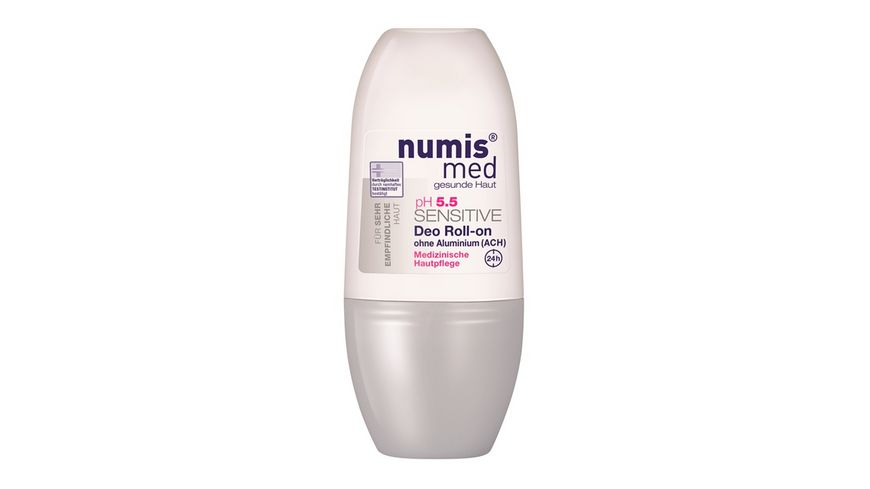 numis med ph 5 5 SENSITIVE Deo Roll on
