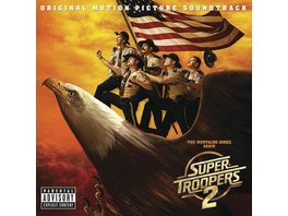 Super Troopers 2 Ost