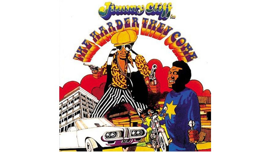 The Harder They Come Vinyl