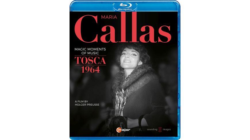 Maria Callas Tosca 1964