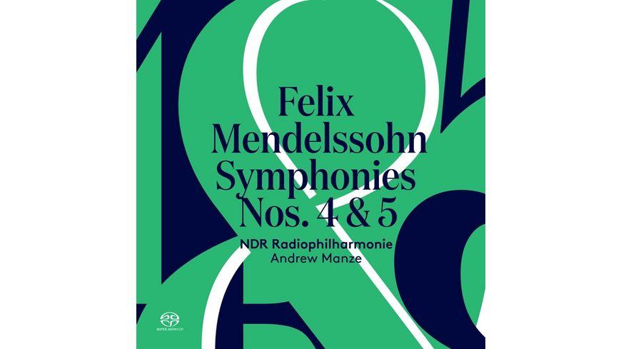 Sinfonien 4 5