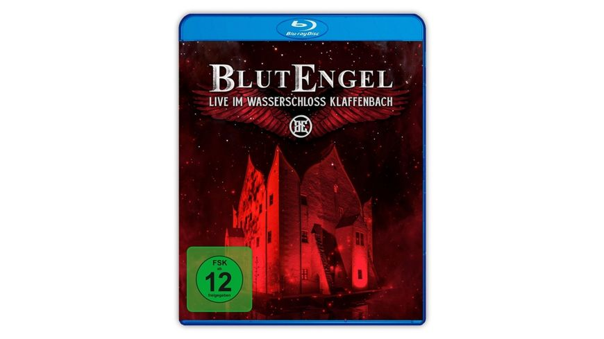 Live Im Wasserschloss Klaffenbach Blu Ray