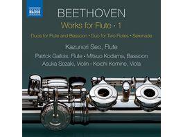 Werke fuer Floete Vol 1