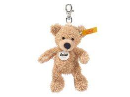Steiff Teddybaeren Teddybaeren fuer Kinder Schluesselanhaenger Fynn Teddybaer beige 12cm