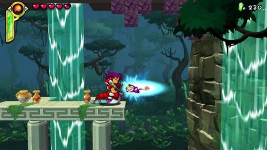 Shantae Half Genie Hero Day One Edition