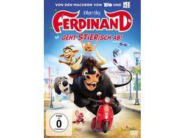 Ferdinand Geht STIERisch ab