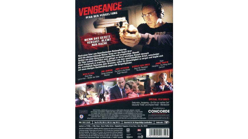 Vengeance Pfad der Vergeltung