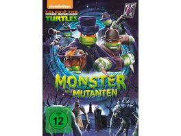Tales of the Teenage Mutant Ninja Turtles Monster und Mutanten