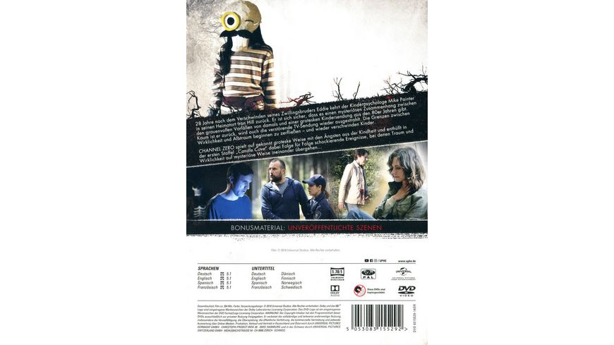 Channel Zero Candle Cove Staffel 1 2 DVDs