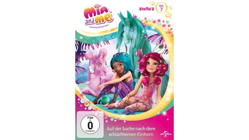 Mia and Me Staffel 3 Vol 7 Auf der Suche nach dem schuechternen Einhorn