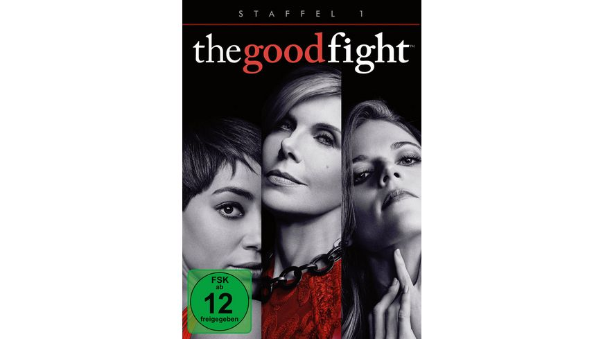 The Good Fight Season 1 3 DVDs
