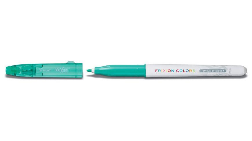 PILOT Faserschreiber FRIXION Colors radierbar