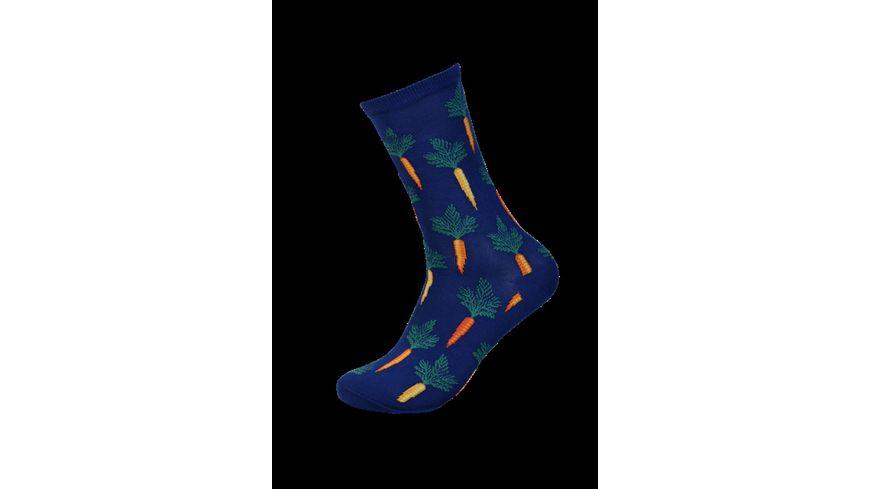 HOTSOX Damen Socken CARROTS