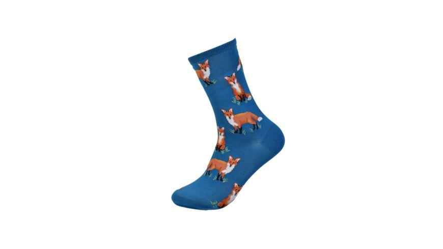 HOTSOX Damen Socken FOX