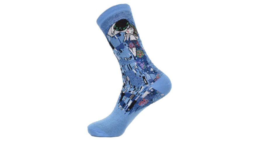 HOTSOX Damen Socken THE KISS