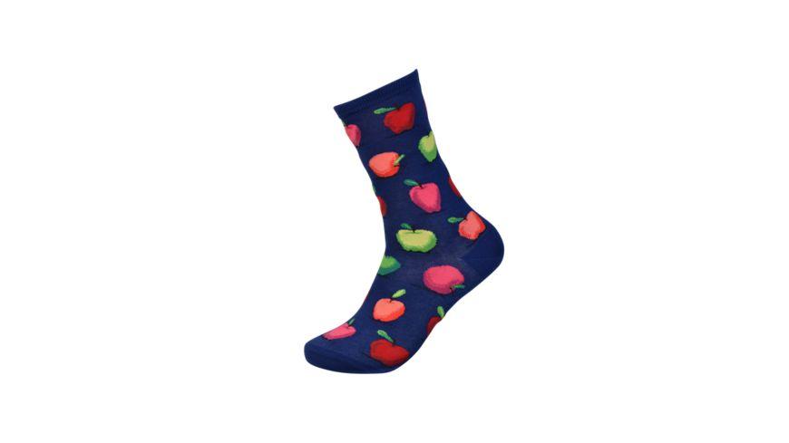 HOTSOX Damen Socken APPLES