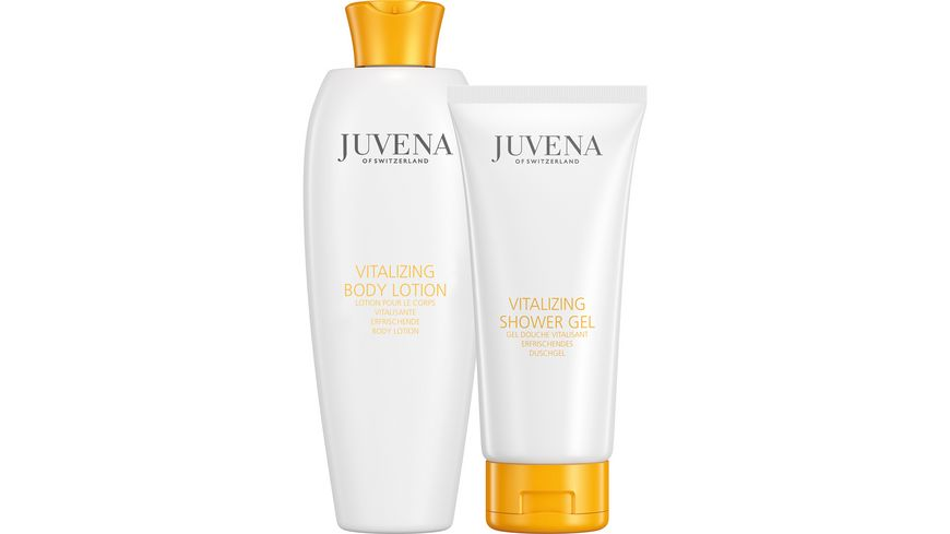 JUVENA Citrus Set Body Lotion Shower Gel