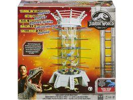 Mattel Games Jurassic World S O S Dinoalarm