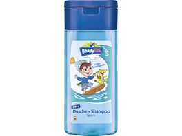 Beauty Kids 2 in 1 Dusche Shampoo Sport