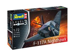 Revell 03899 Lockheed Martin F 117A Nighthawk Stealth Fighter
