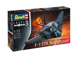 Revell 03899 Lockheed Martin F 117A Nighthawk Stealth Fighter