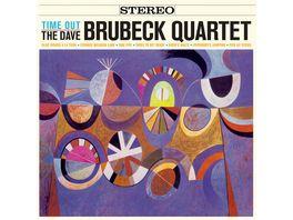 Time Out 1 Bonus Track Ltd 180g Farbiges Vinyl