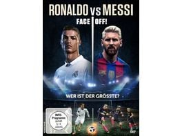 Ronaldo vs Messi Face Off