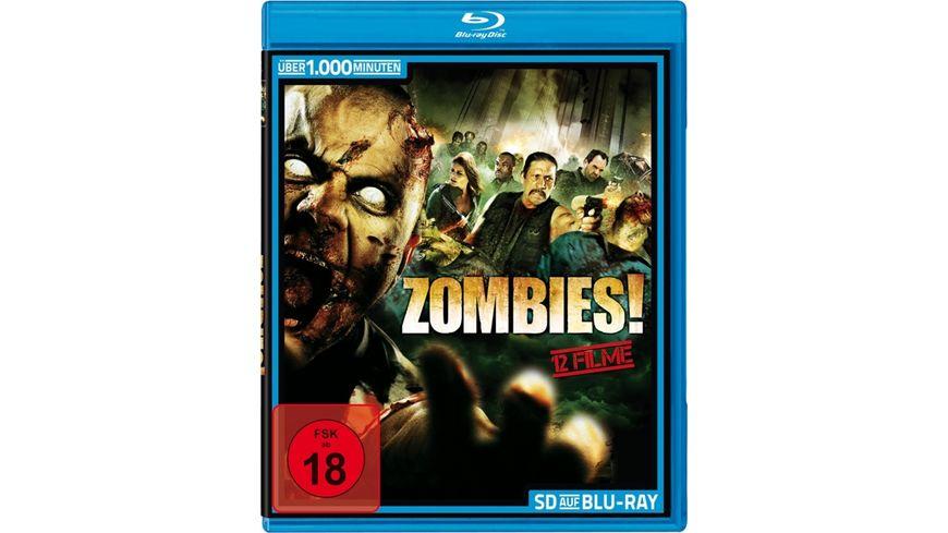 Zombies SD auf Blu ray