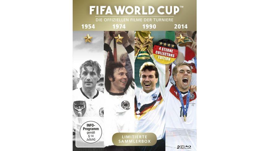 FIFA World Cup 54 74 90 14 Die offiziellen Filme der Turniere 2 BRs