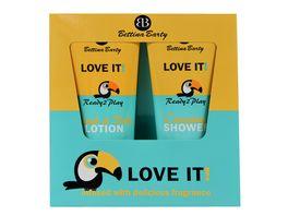 BB by Bettina Barty Creamy Shower Hand Body Lotion Geschenkset
