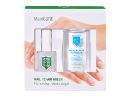 MICRO CELL Nail Repair Green ManiCure Set