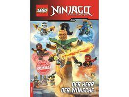Buch AMEET Verlag LEGO NINJAGO Der Herr der Wuensche