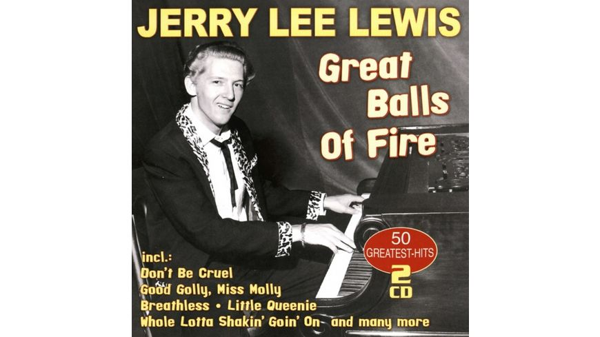 Great Balls Of Fire 50 Greatest H