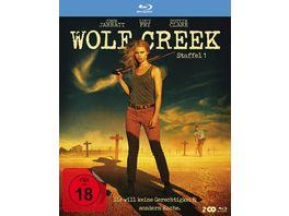 Wolf Creek Staffel 1 2 BRs