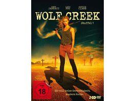 Wolf Creek Staffel 1 2 DVDs