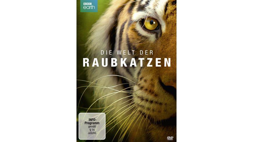 Die Welt der Raubkatzen BBC Earth