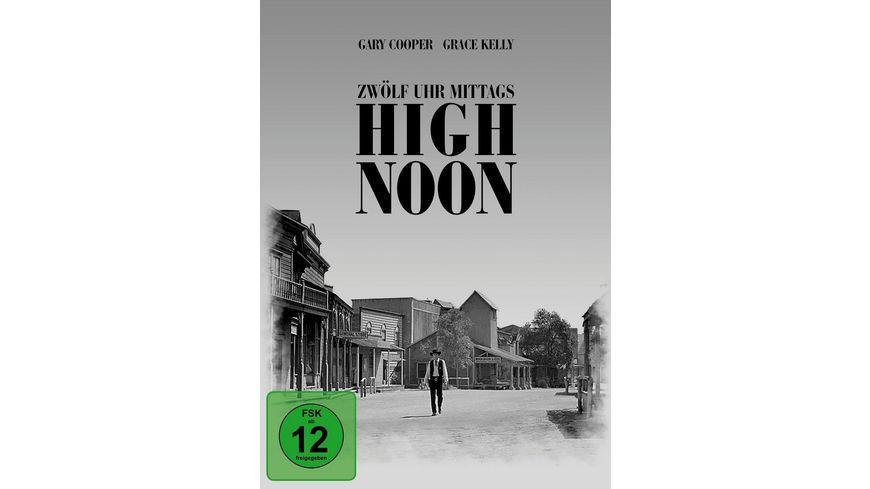 12 Uhr mittags High Noon Mediabook DVD LE