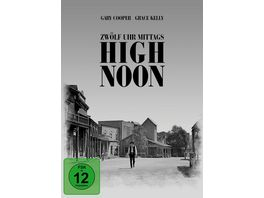 12 Uhr mittags High Noon Mediabook DVD LE