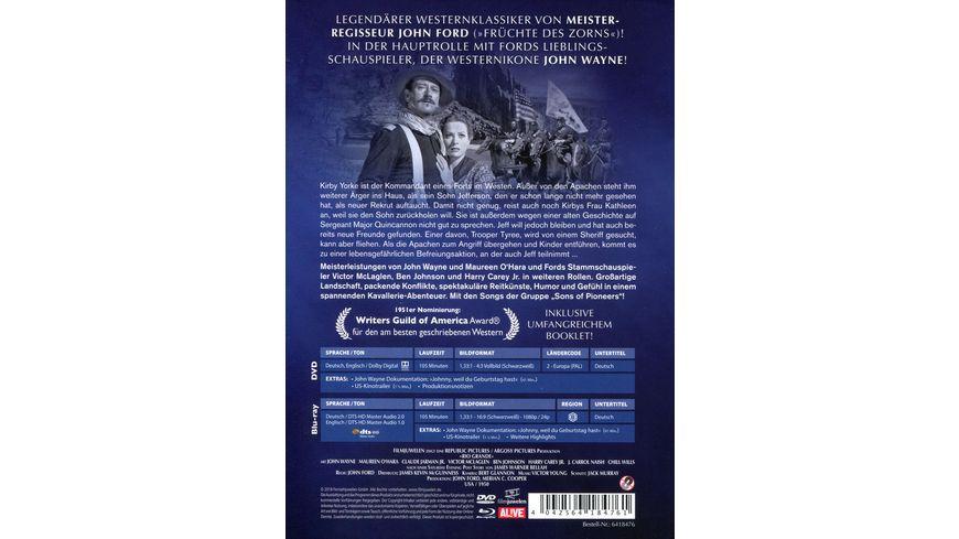 Rio Grande Limited Edition Mediabook DVD