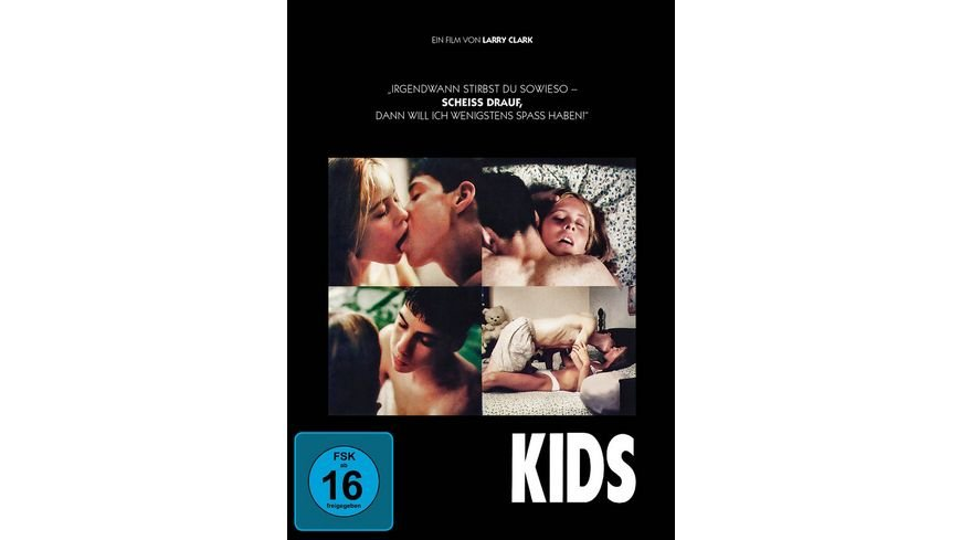 Kids Limited Edition Mediabook DVD